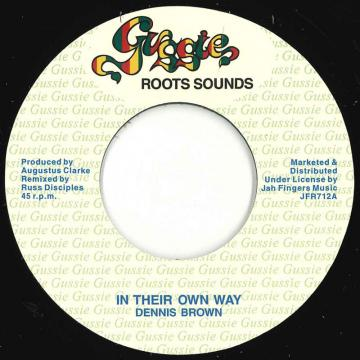 In Their Own Way / Version