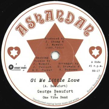 Gi Me Little Love / Wineman Dub