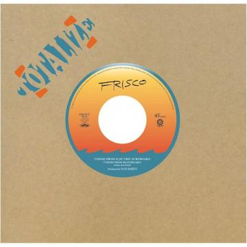 Theme From Electric Surfboard (Theme From Skateboard) / Proto Dance