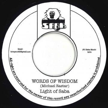 Words Of Wisdom / Peanut Vendor