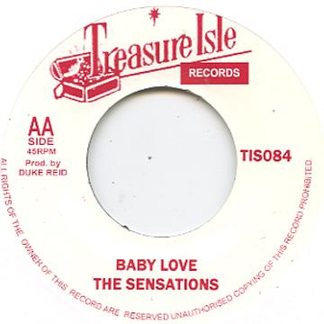 Baby Love / We Are In The Mood