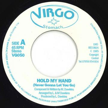 Hold My Hand (Never Gonna Let You Go) / Relaxation (Instrumental Mix)