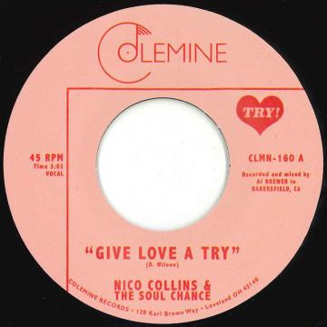 Give Love A Try / Soul Chance