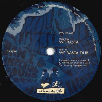 We Rasta / We Rasta Dub