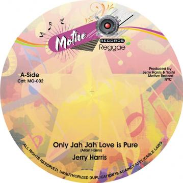 Only Jah Jah Love Is Pure / Only Jah Jah Love Is Pure Dub