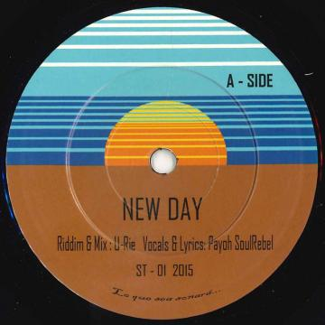 New Day / Be Thankful (Instrumental Version)