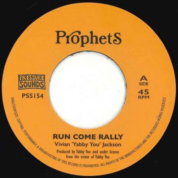 Run Come Rally / Rally Dub
