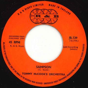 Sampson / Hello Honey