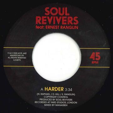 Harder / Harder Dub