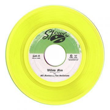 Willow Man (Feat. SA Martinez From Los Stellarians) / (Instrumental)