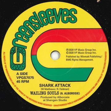 Shark Attack / Shark Attack Dub
