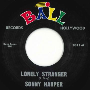 Lonely Stranger / Old Folks Boogie While The Young Ones Twist