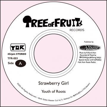 Strawberry Girl / Version