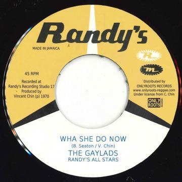 I Love The Reggae / Wha She Do Now