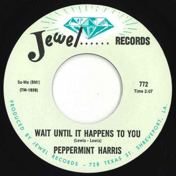 Wait Until It Happens To You / Anytime Is The Right Time