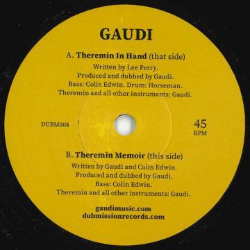Theremin In Hand / Therermin Memoir