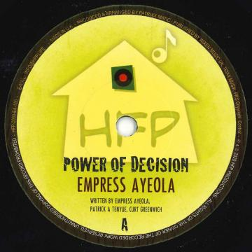 Power Of Decision / Power Of Dub