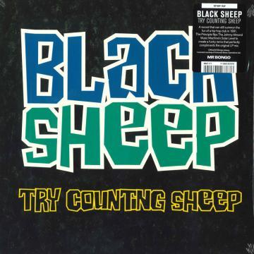 Try Counting Sheep (Caveman Funky Organ/Short Mix) / (Original Sheep LP Mix)