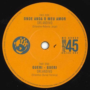 Onde Anda O Meu Amor / Gueri-Gueri