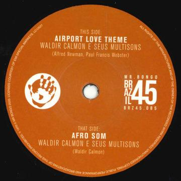 Airport Love Theme / Afro Som