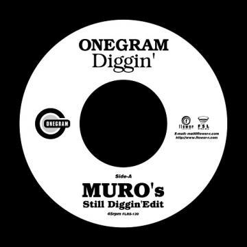 Diggin' (Muro's Still Diggin' Edit) / Diggin' (Muro's Still Diggin' Dub Edit)