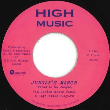 Jungle's March (Proud Is The Jungle) / Jungle's Dub