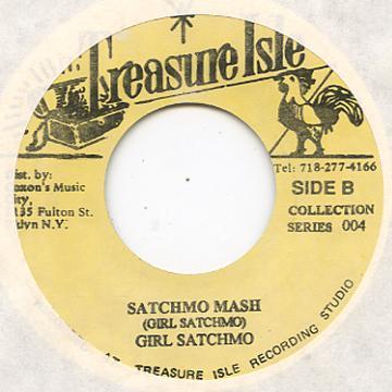 Satchmo's Mash Potato / Darling