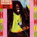 Dennis Brown - Friends For Life (Black Scorpio)