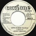 Johnny Osbourne - Love Is Here To Stay