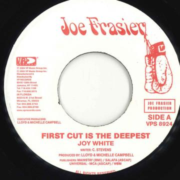 First Cut Is The Deepest / Save The Last