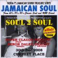 Super Claude (Afrique), Weepoe (Stone Love), Senor Daley (Klassique), Graddy (Wild Bunch) - Soul 2 Soul (2008/12/30 @Curphey Place)