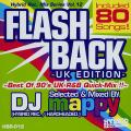 DJ Mappy - Hybrid Rec. Mix Series Volume 12: Flashback UK Edition -Best Of 90's UK R&B Quick Mix-