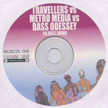 (Roots reggae, Dub) [CD] The Travellers