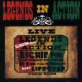 Life Star, Richie Poo (Original Silver Hawk), Rio (Marshall Law) - Legend In Action Live (2010/10/23)