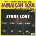 Stone Love - Stone Love Volume 5 (feat, Glen Stinger John Black) (2CD-R)