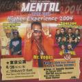 Mr Vegas, Captain Barkey, Wickersman, Stone Love (Rory, Richie Feelings) - Mental Japan Tour Higher Experience 2004 (2 CD)