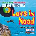 Sami-T (Mighty Crown) - Jah Son Music Volume 2: Love In Need (2CD)