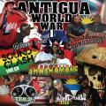 Barrier Free, Shashamane, Tek-9 Movements, War Dadi Souljahs, Conqueror - Antigua World War 1 Sound Clash (3 CD)