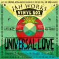 Jah Works Sound System (Oga) - Jah Works Vinyl Box: Universal Love