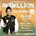Oga From Jah Works - Rebellion Live CD: Final At Night Wax