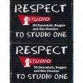 Various - Respect To Studio One Volume1 & 2 (2tape)