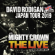 David Robinson, Mighty Crown - David Rodigan Japan Tour 2019 With Mighty Crown: The Live (2CD)