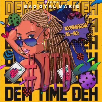 #DTD3 Dem Time Deh: 100% Reggae 70s-90s Reggae Selection