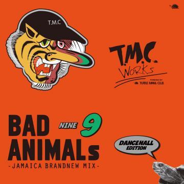 Bad Animals 9: Jamaica Brand New Mix Dancehall Edition