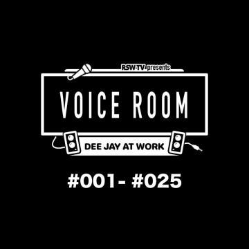 Voice Room Mix Volume 1 #001-#025