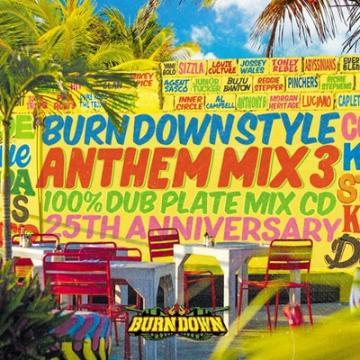 Burn Down Style Anthem Vol.3
