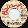 M'Lonie, Moofire - Smile On Your Face (Bacchanal JPN)
