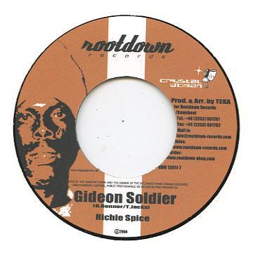 Gideon Soldier / Wie Wait