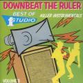 Various - Downbeat The Ruler: Killer Instrumentals (Best Of Studio One Vol. 3) (Heartbeat US/Studio One)