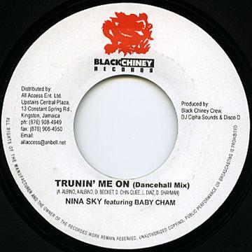 ReggaeCollector com - Nina Sky, Baby Cham - Trunin'